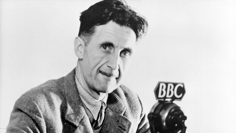 Illustration for article titled 5 Things About Modern Life That George Orwell Got Right