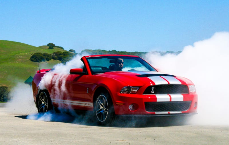 Illustration for article titled 2010 Shelby GT500: First Drive