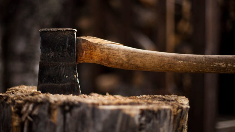all the neat stuff you can do with a hatchet safely