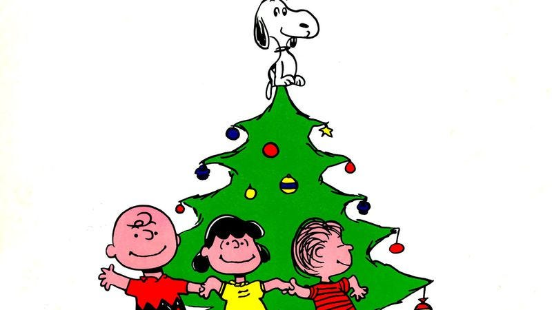 a charlie brown christmas soundtrack captures the holiday spirit by not defining it - Christmas Tree Charlie Brown