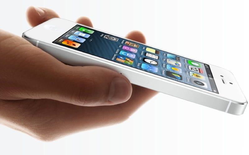 Illustration for article titled ¿La demanda del iPhone 5? Bien, gracias