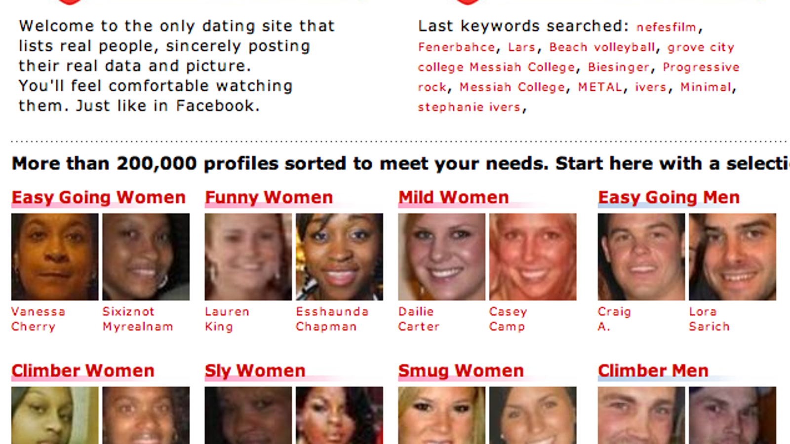 Free dating sites without facebook