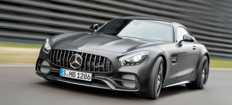 2018 mercedes benz amg gt.  mercedes predictably the mercedesamg gt family is growing and fast  remember when there was only one version now thereu0027s roadster c  to 2018 mercedes benz amg gt
