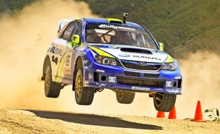 Illustration for article titled Rally Stages?