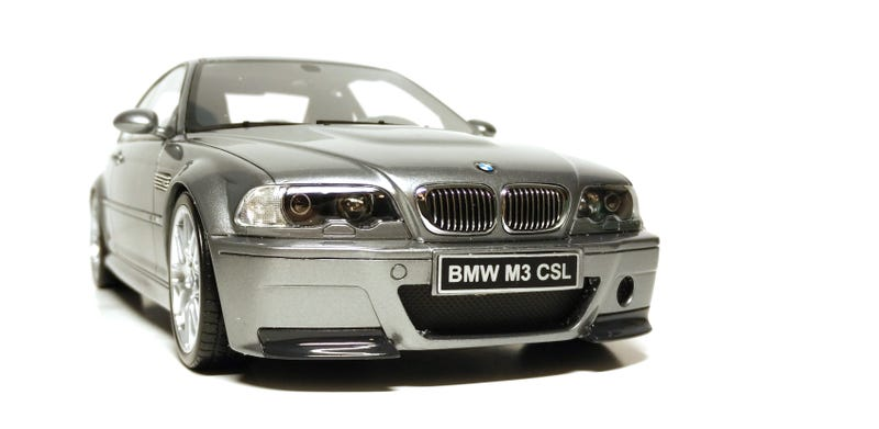 Illustration for article titled Teutonic Tuesday: BMW M3 (E46) CSL, by Otto