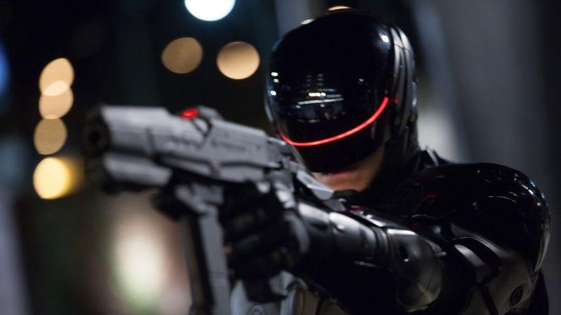 It S A Good And Bad Thing That The New Robocop Is Not The Old Robocop