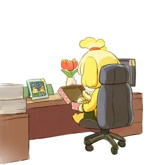 Illustration for article titled I Feel Really Bad About Not Paying Enough Attention To Isabelle Now