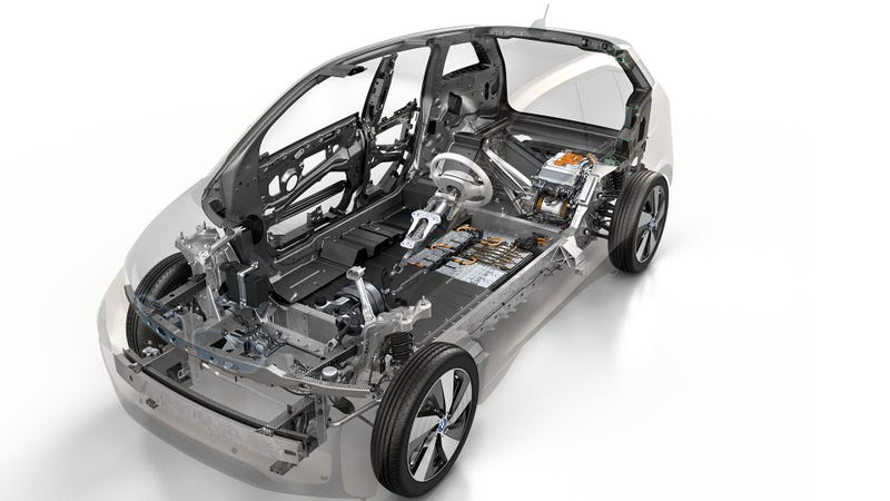 Illustration for article titled How Engineers Plan To Make The BMW i3 Electric Car Fun