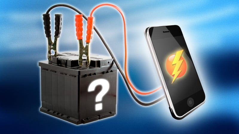 Illustration for article titled Do You Use an External Battery for Your Phone?
