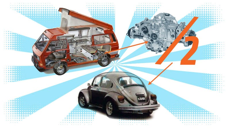 Illustration for article titled This Is The Biggest 27-Year Old Volkswagen Beetle News You'll Hear All Day