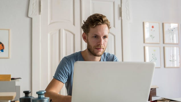 Man Always Self-Sabotaging By Working To The Best Of His Ability