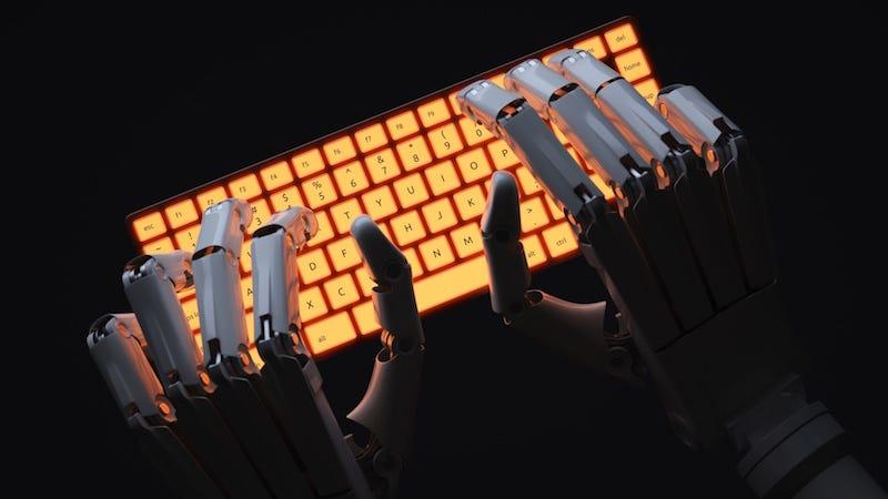 Inscriben a una inteligencia artificial en un concurso literario. Queda finalista