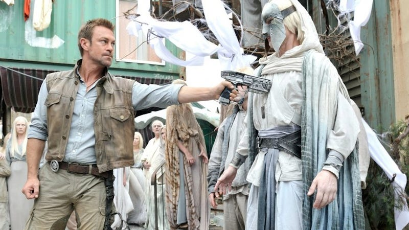 Illustration for article titled Defiance's second episode is better than the pilot