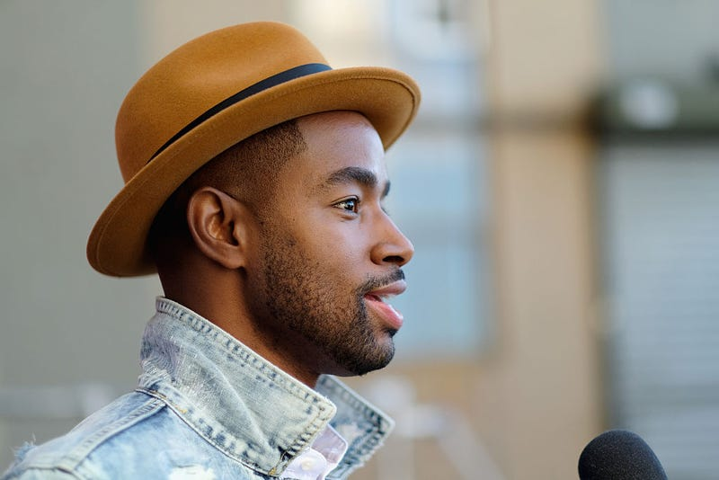 Jay Ellis, who plays Lawrence on HBO's Insecure (Neilson Barnard/Getty Images)