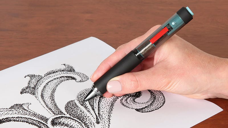Illustration for article titled This Vibrating Pen Would Be Great for Prison Tattoos