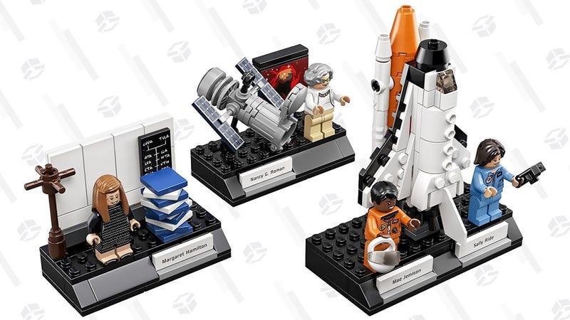 LEGO Women of NASA | $16 | Amazon