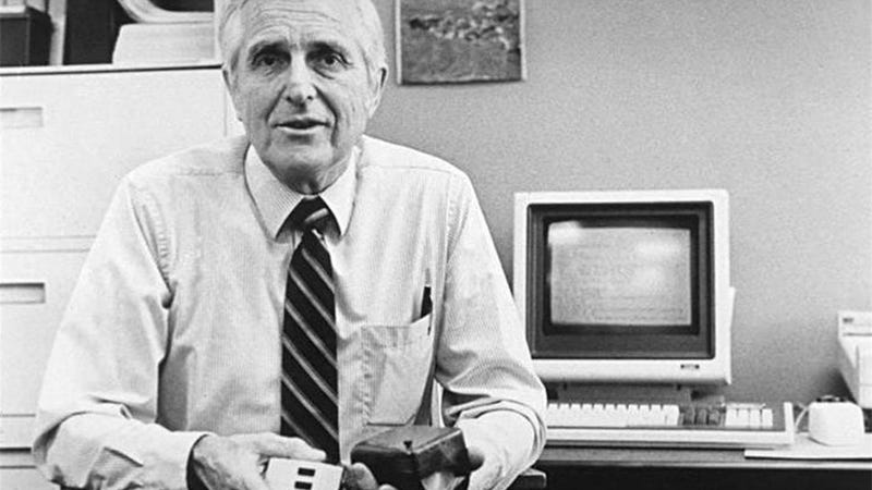 """The """"Father"""" Of The Computer Mouse Has Passed Away At Age 88"""