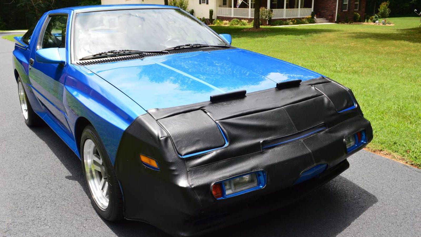 At $10,777, Is This 1989 Chrysler Conquest TSi a Captive