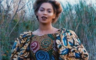 """Beyoncé in her video for """"All Night""""YouTube Screenshot"""