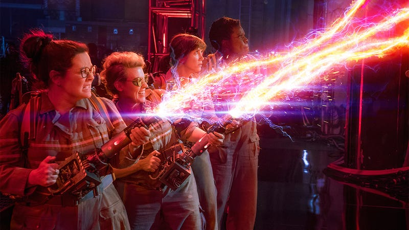 Illustration for article titled What Are You Fighting for When You Fight the New Ghostbusters?