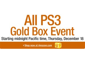 Illustration for article titled Amazon Gold Box Thursday Full Of PS3 Goodness