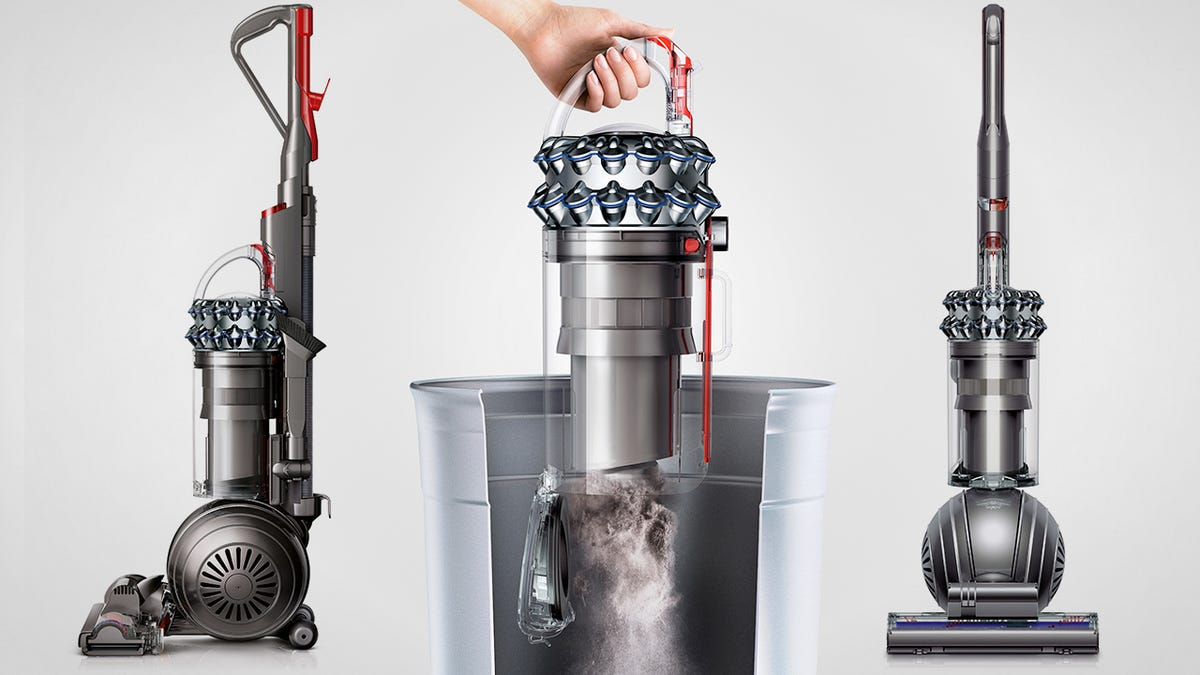 Dyson Finally Perfected the Vacuum By Eliminating the Need