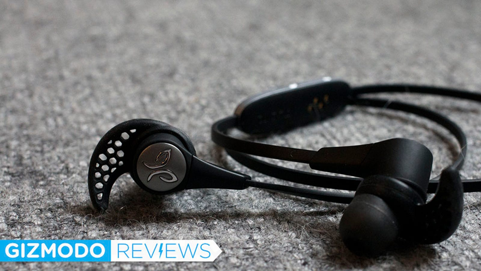 headphone cord management - Jaybird X3 Review: A Wireless Earbud Grows Up