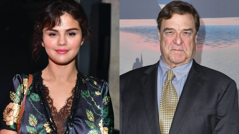 Illustration for article titled Vulnerability Win: Selena Gomez Just Opened Up About John Goodman's Struggles With Obesity In A Beautiful Instagram Post