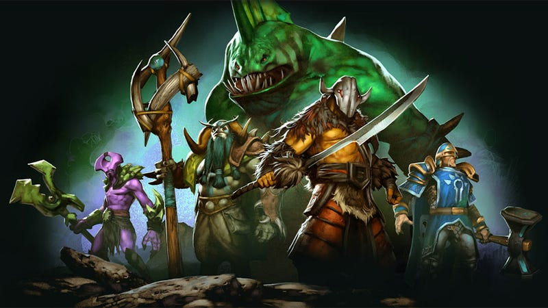 "Illustration for article titled DOTA 2 Introduces a ""Least Played"" Mode to Get Players Out of Their Comfort Zones"