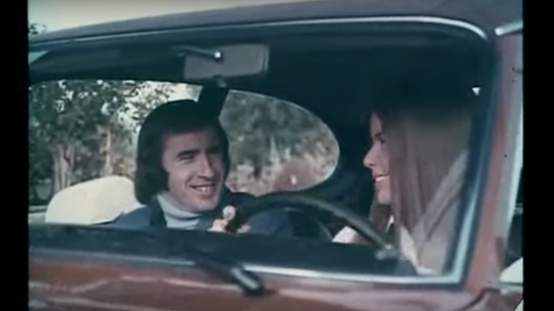 Illustration for article titled Fall Into A YouTube Hole Of Bad Jackie Stewart Commercials