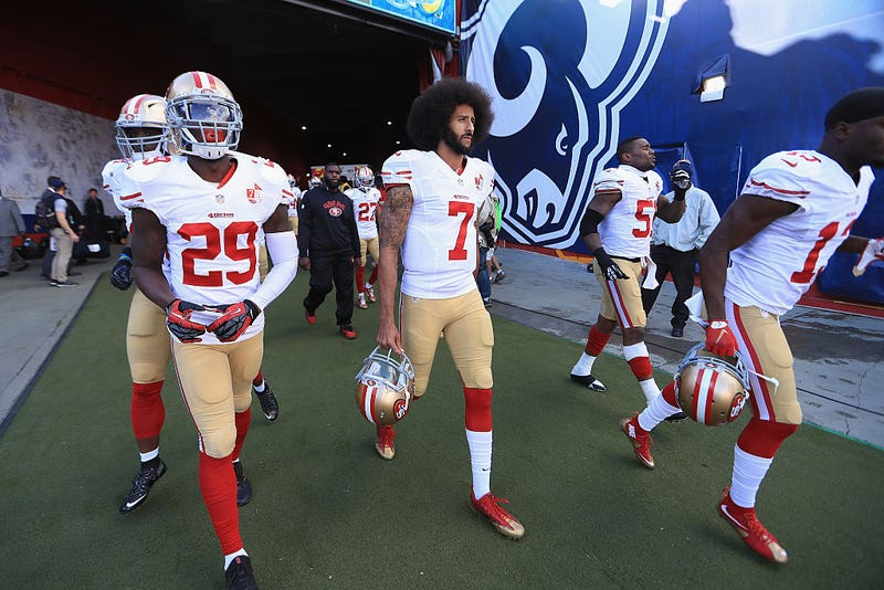Michael Vick: Kaepernick remains unsigned due to mediocre play, not his protest