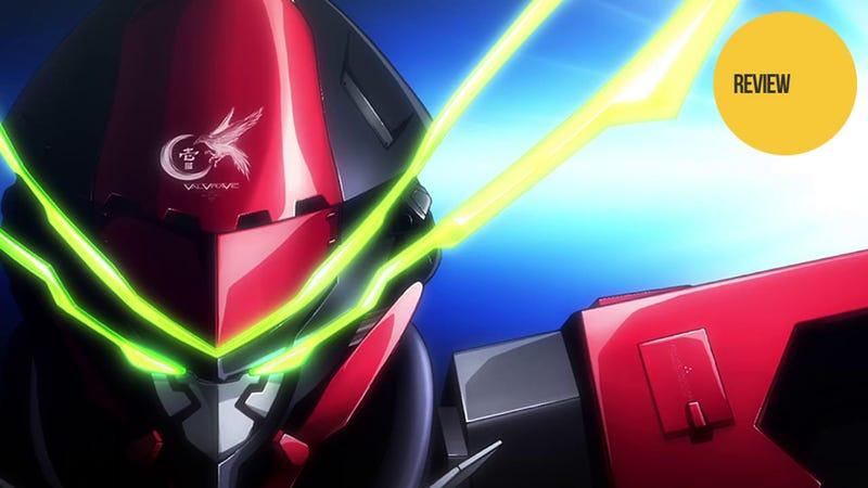 Illustration for article titled Valvrave's Second Season Is a Fun Yet Disturbing Twist on Gundam