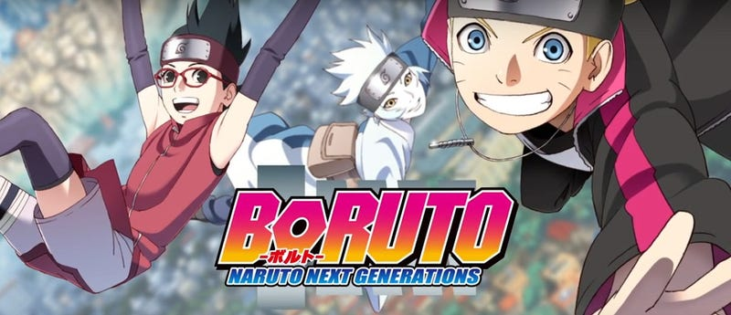 Illustration for article titled Boruto: Naruto Next Generation the Anime will Suck