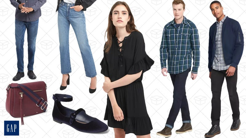 20% off entire purchase | GAP | Use code FRESHSTYLEExtra 50% off sale styles | GAP | Use code FIFTY