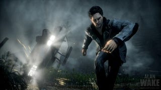 Illustration for article titled Some New Alan Wake Footage