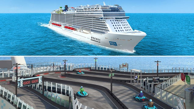 The Next Obscenely Monstrous Cruise Ship Will Have An