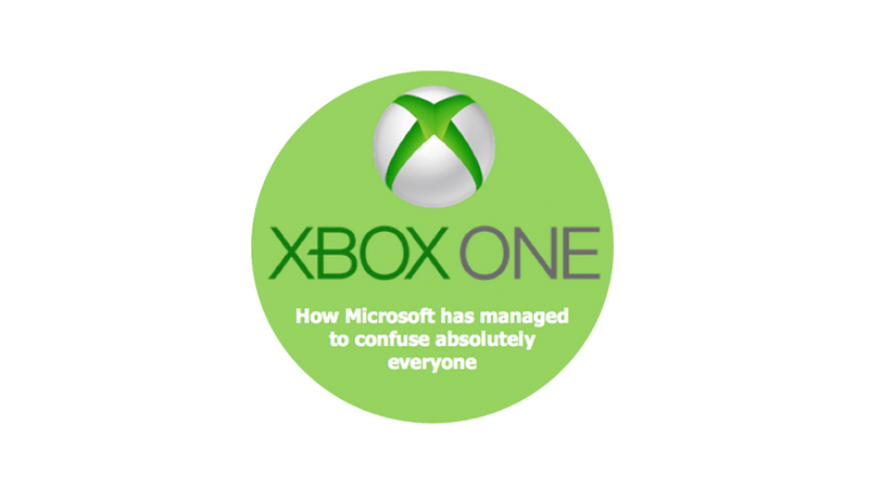 Illustration for article titled Chart: How Microsoft Confused Everyone With the Xbox One
