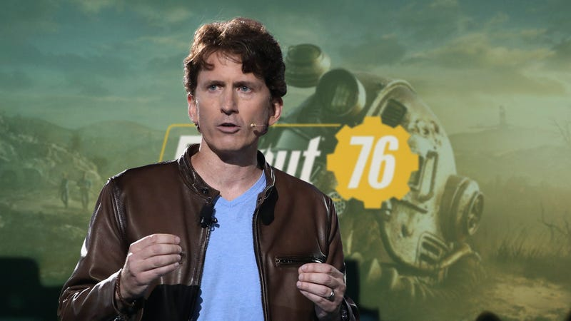 Illustration for article titled Bethesda E3 Presentation Reveals They Worked Really Hard On 'Fallout 76' So Maybe Everyone Should Stop Being Mean And Give It Another Shot
