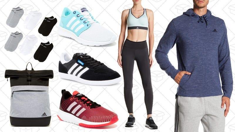 Adidas sale at Nordstrom Rack