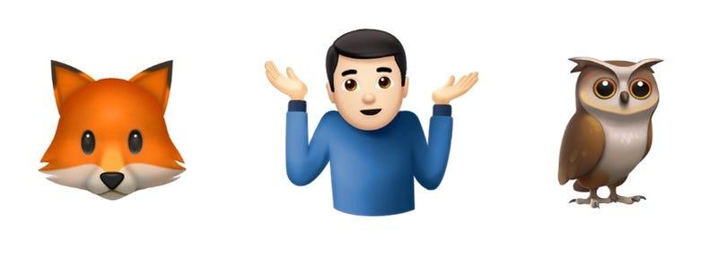 Paella, ¯\_(ツ)_/¯ y selfies: Todos los emojis que recibirá tu iPhone con iOS 10.2