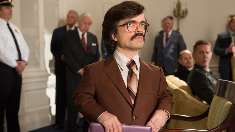 Peter Dinklage as Bolivar Trask in X-Men: Days Of Future Past (2014)