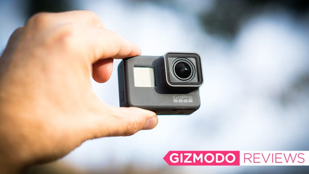 GoPro s Hero6 Is the King of Action