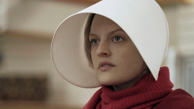 Lets Talk About Sex In The Handmaids Tale