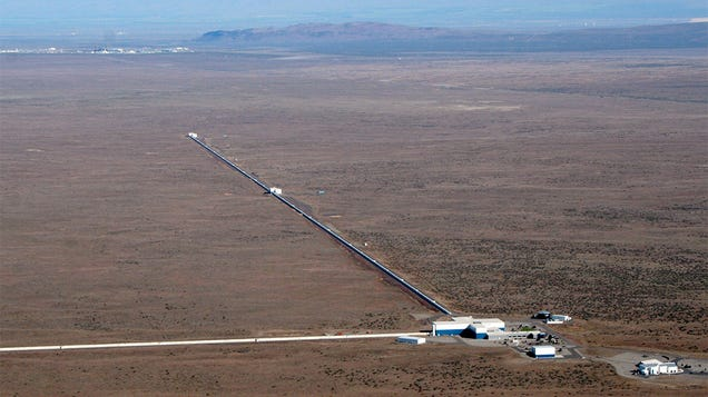 The Gravitational Wave Detectors Are Turning Back On and We're Psyched