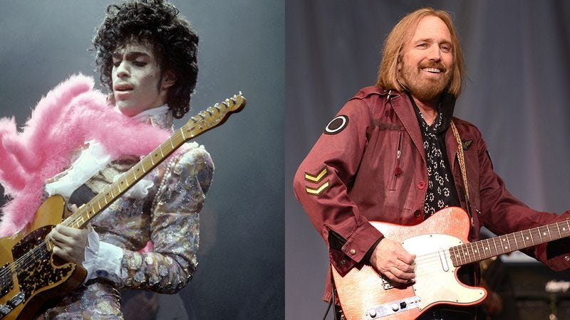 Illustration for article titled 6 Ways Tom Petty Needs To Step His Shit Up Now That Prince Is Gone