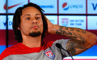Illustration for article titled MLS Used A Blind Draw To Decide Where Jermaine Jones Will Play