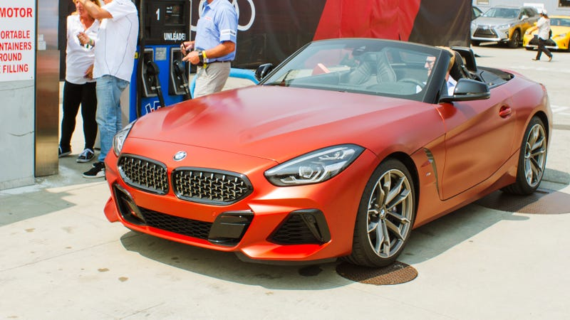 Is The 2019 Bmw Z4 Super Sexy Or A Giant Misfire