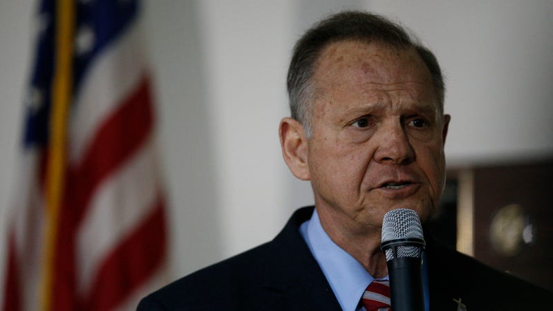 Roy Moore: Liberals, socialists and LGBT community are pushing sexual harassment allegations