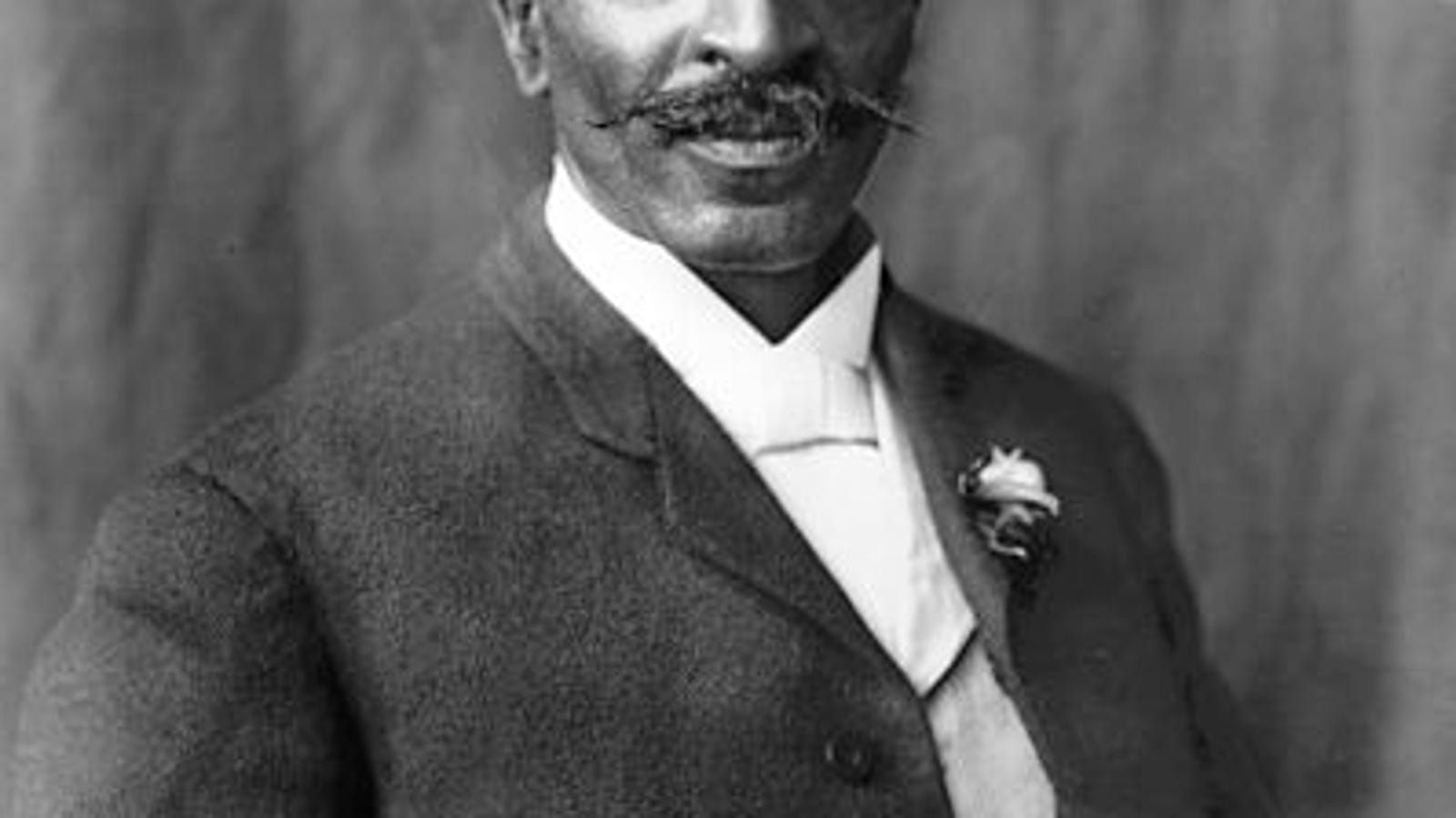Read George Washington Carver's Thesis: