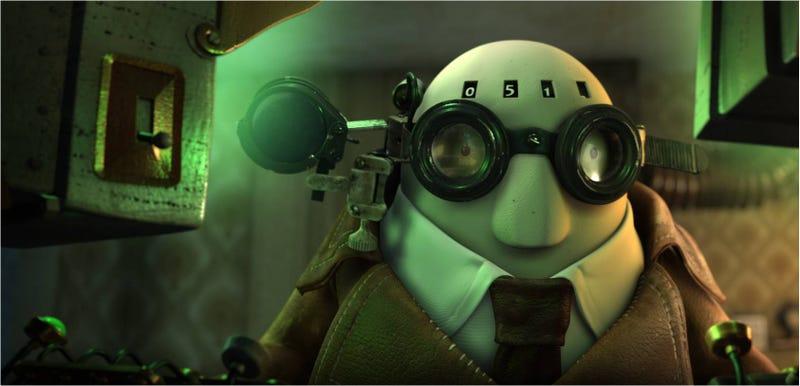 Illustration for article titled Ya puedes ver Mr. Hublot, el corto de animación que ganó el Oscar